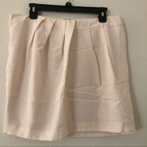 GAP Cream Skirt Size 12